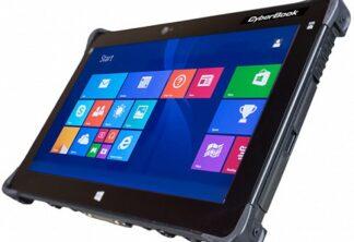 Защищенный планшет CyberBook T861
