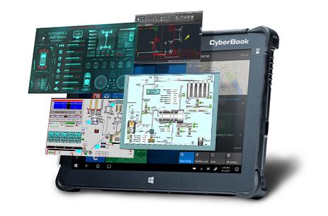 CyberBook T81R