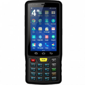 Защищенный ТСД CyberBook T48Q